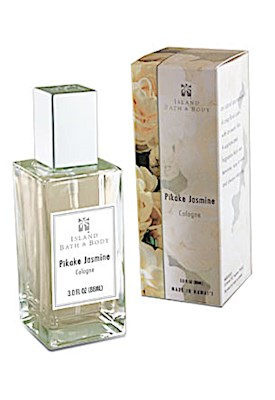 Island Bath Body Pikake Jasmine Cologne 3.0oz.