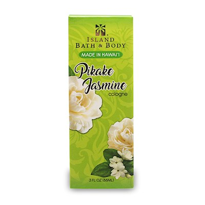 3 oz Island Bath & Body Cologne Pikake Jasmine-Contemporary