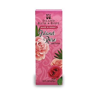 Contemporary Island Bath & Body Perfume Island Rose1.6 oz