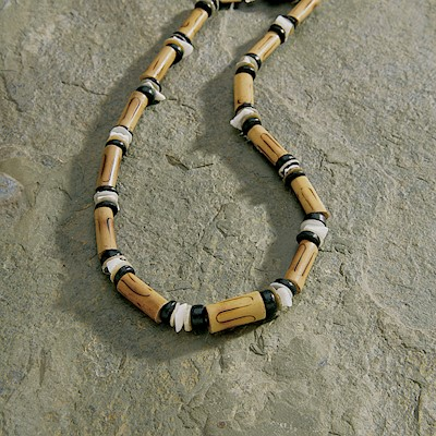 Necklace, Accent Beads