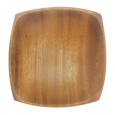 Square Dish Wood Serveware