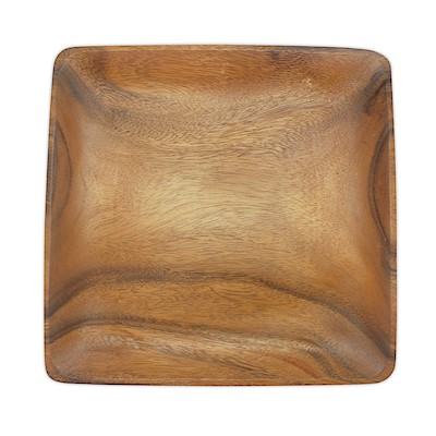 Large Platter - Square Wood Serveware