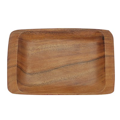 Large Platter - Rectangle Wood Serveware
