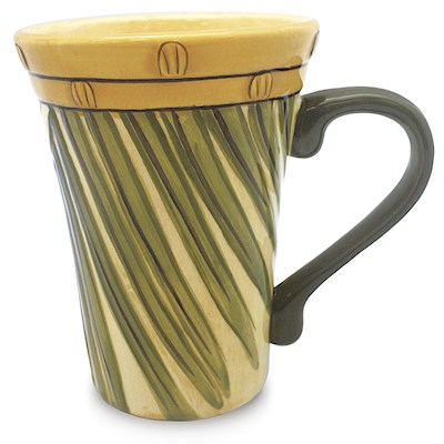 Areca Palm, Mug 15 oz.
