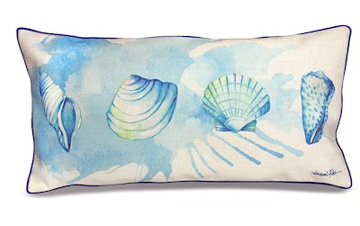 LAUREN ROTH PILLOW - SHELLS