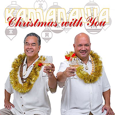 CD - Kamanawa / Christmas with You