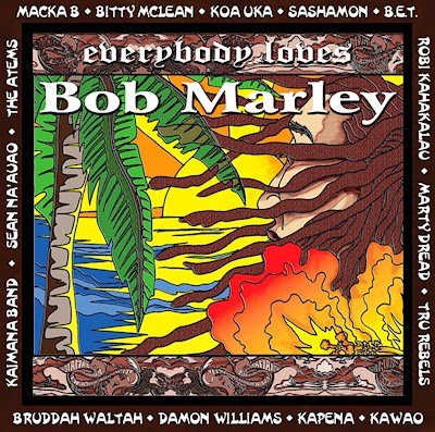 Everybody Loves Bob Marley, Various Artists
