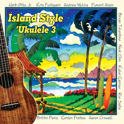Island Style Ukulele 3, Various Artists