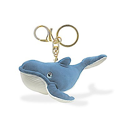 Plush Key Chain, Humpback Whale