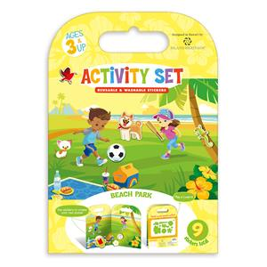 Activity Set, Beach Park