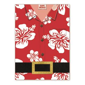 12-ct Box Xmas, Alo-ho-ho-ha Shirt