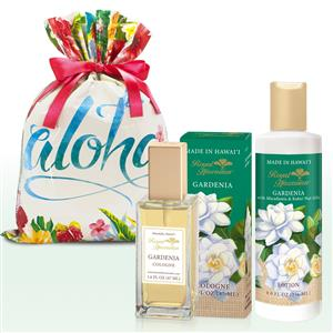 RH Gardenia Lotion & Cologne Gift Set