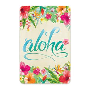 Aloha Floral Playing Cards