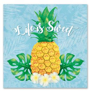 Life is Sweet Cocktail Napkins