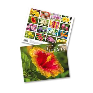 Flowers of Hawai'i 2021 Trade Calendar