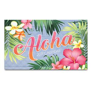 Aloha Palm 2021 Pocket Calendar