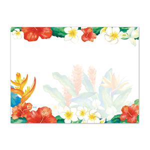Island Garden Rectangular Stick 'N Notes