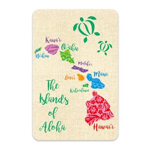 Island of Aloha Playing Cards